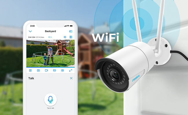 Security Cameras Without Internet