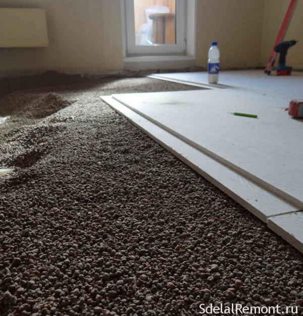 dry screed