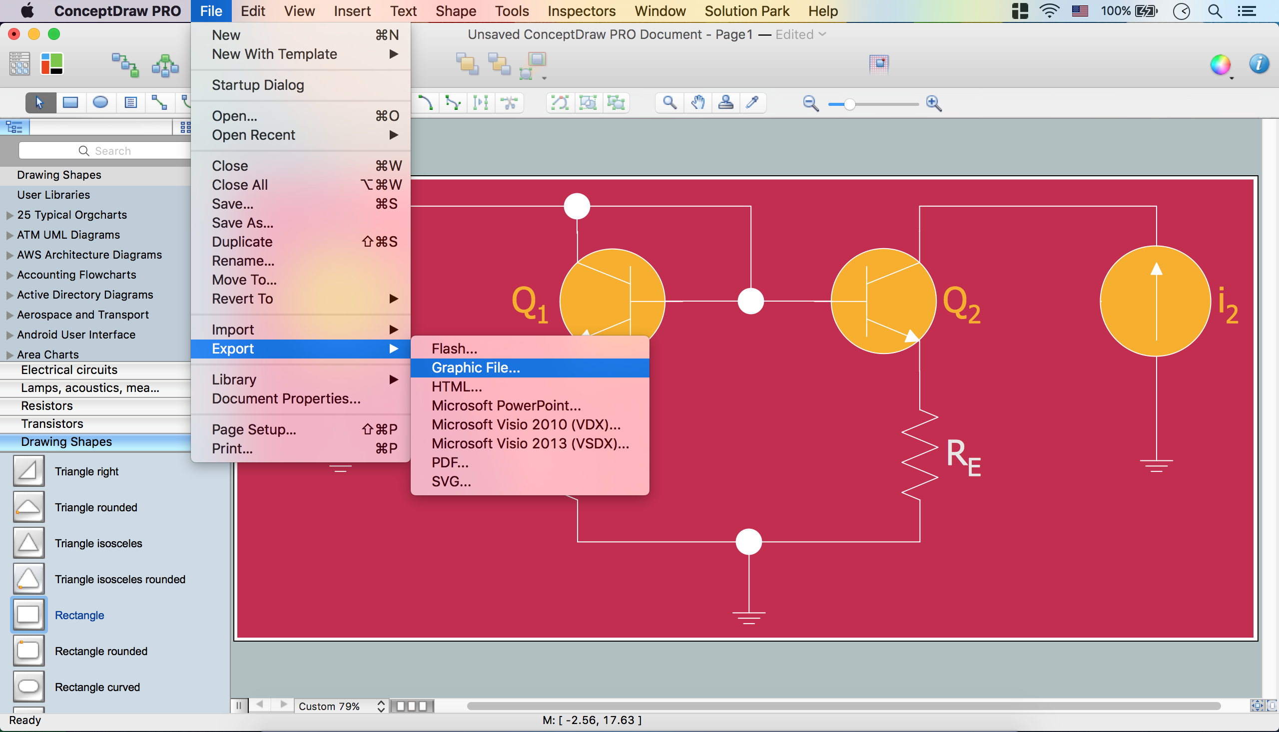 Electrical Diagram Software *